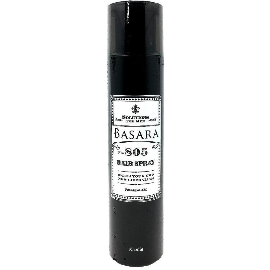 季節投資体バサラ ハードスプレー〔微香性〕〔整髪料〕