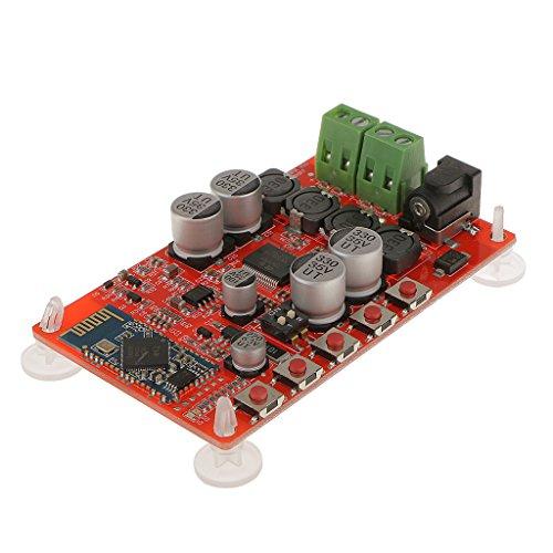 MagiDeal TDA7492P Wireless für für für Bluetooth CSR 4.0 Audio Receiver Digital Amplifier Board