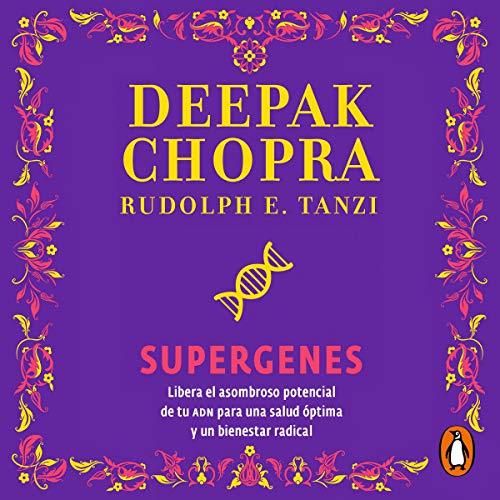 Supergenes (Spanish Edition) Titelbild