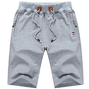 2020新品 ロングパンツ メンズ パンツ 人気 無地 調整紐 ゆったり 通気性 旅行 速乾 大きいサイズ M-4XL 秋冬 (#2—グレー, L)