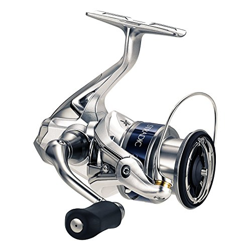 SHIMANO STRADIC HG, Freshwater Spinning Fishing Reel