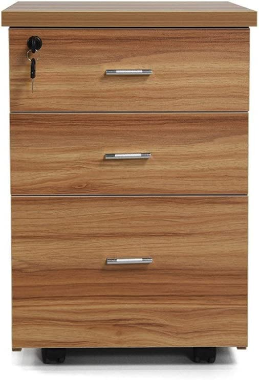 YonCog Durable Large Capacity Indianapolis Ranking TOP3 Mall Push-Pull Iron Drawer File Mobile