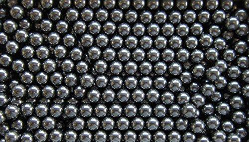 1000 x 9.5 mm En Acier Inoxydable Roulements À Billes 3//8 Catapulte Munitions