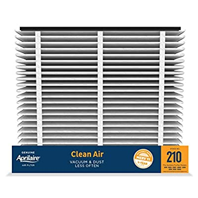 Aprilaire Replacement Filter for Aprilaire Whole House Air Purifier Models: 1210, 1620, 2210, 2216, 3210, 4200