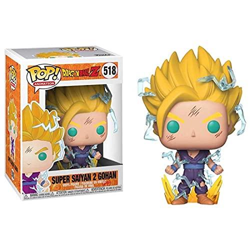 Pop Dragon Ball Z Gohan Super Saiyan Son of Goku Sun Gohan 518 # Juguetes para Niños Cumpleaños
