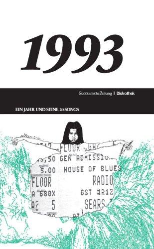 SZ-Diskothek: 1993 - Ein Jahr und seine 20 Songs