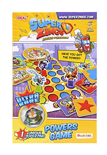 John Adams- Juego SuperZings Powers (10825)