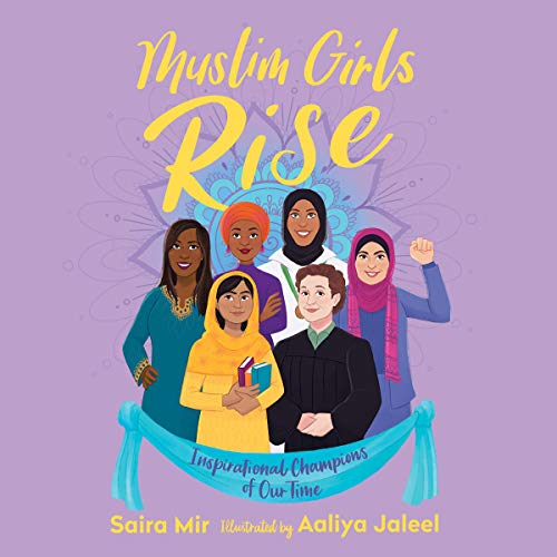 Muslim Girls Rise cover art