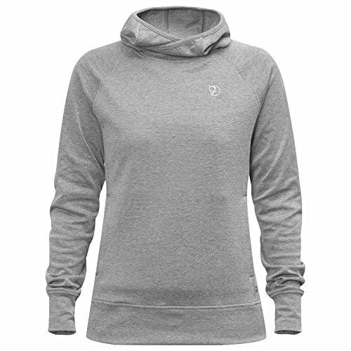 FJÄLLRÄVEN Damen High Coast Hoodie W Pullover & Sweatshirt, Grey, XS