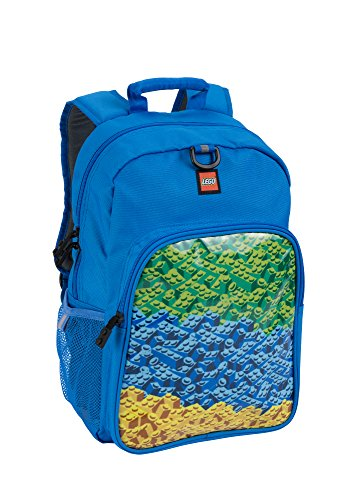LEGO Kids Waterfall Heritage Classic Backpack, Blue, One Size