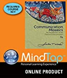 MindTap Speech for Wood s Communication Mosaics: An Introduction to the Field of Communication, 7th Edition
