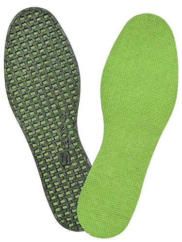 Gelenk-Airbag Erwachsene Einlegesohle, lindgrün, 36