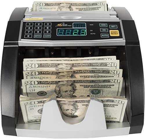 Royal Sovereign High Speed Bill Counter With Rear Dollar Bill Loader (RBC-660)