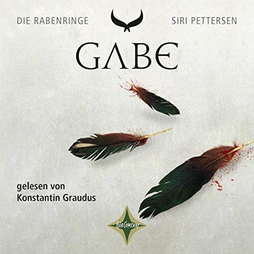 Gabe audiobook cover art