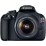 Canon EOS Rebel T5 EF-S 18-55mm IS II Digital SLR Kit (Renewed)