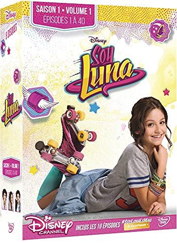 Soy Luna - Saison 1 - Volume 1 - Épisodes 1 à 40 [FR Import]
