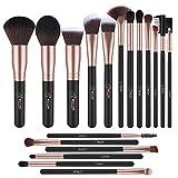 Makeup Brushes,BESTOPE 18PCS Makeup Brush Set Kabuki Brushes Synthetic Foundation Blending Blush Face