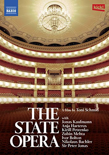 The State Opera: A film by Toni Schmid [Various] [Naxos: 2110660]