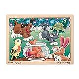 Melissa & Doug Playful Pets 12pc Jigsaw Puzzle