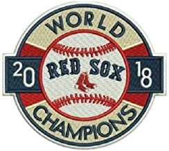 Baseball 2018 RED SOX World Series Champions Patch Limited Edition 2018 World Series Champs Patch
