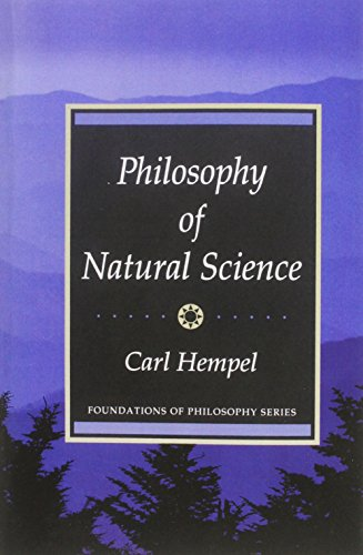 Philosophy of Natural Science