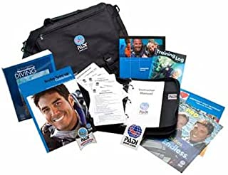 PADI Divemaster Crew-Pak and Instructor Manual with Binder