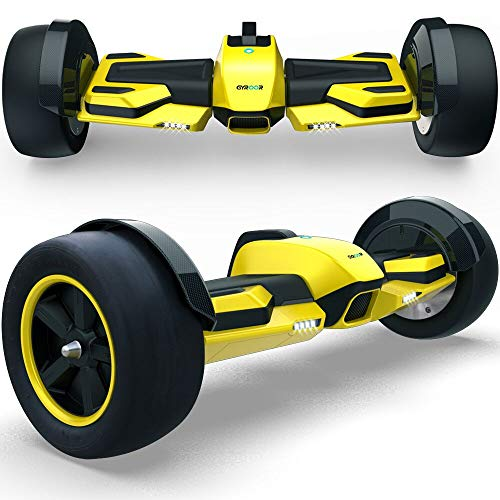 Gyroor G-F1 Hoverboard,8.5' Off Road Hover Board with Bluetooth Speaker&LED...