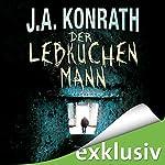 Der Lebkuchenmann (Jack Daniels 1) Titelbild