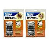 TERRO T500SR Multi-Surface Roach Baits-2 Pack