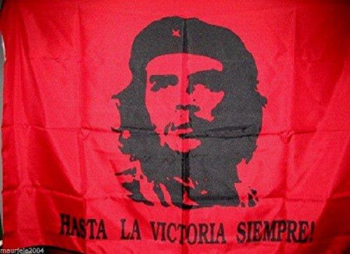 Flag Bandera Che Guevara roja Classic 140x 90