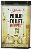 Accoutrements Cuir WC publics kit de Survie