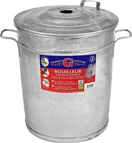 Guillouard 011610 Stérilisateur à Bocaux de Conserve