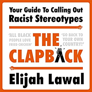 The Clapback audiobook cover art