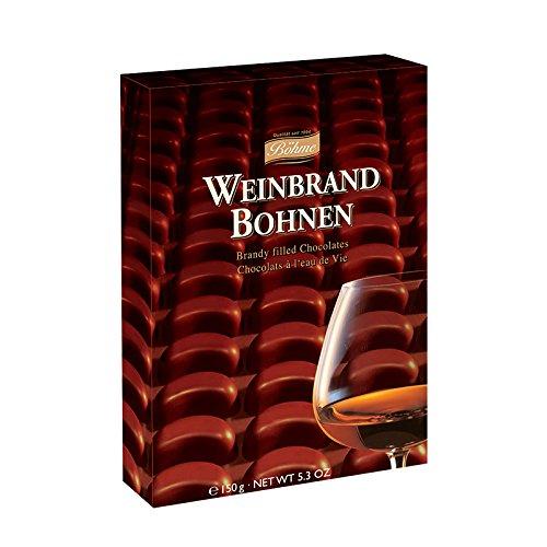 Böhme Weinbrand-Bohnen, 2er Pack (2 x 150 g)