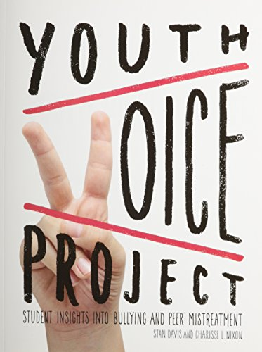 Youth Voice Project: Student Insights into Bullying and Peer Mistreatment