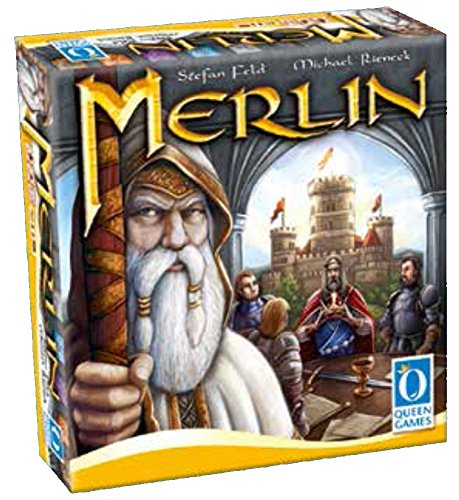 Queen Games 20031 - Merlin