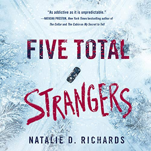 Five Total Strangers  By  cover art
