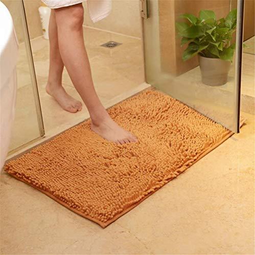 Eazyhurry worhan Color Puro–Felpudo, Absorbente de Alfombrillas para baño Servicios alfombras Alfombra