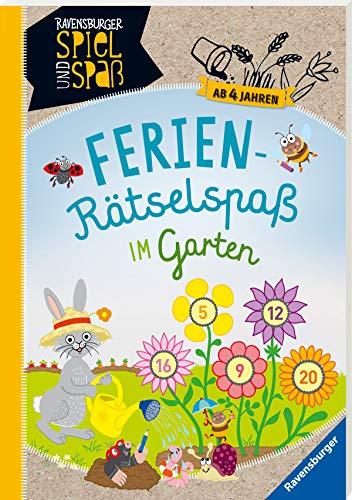 Ferien-Rätselspaß im Garten (Ravensburger Spiel und Spaß)