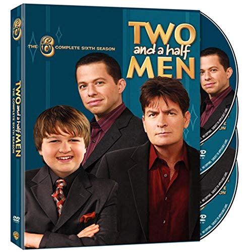 Two And A Half Men - Sexta Temporada Completa