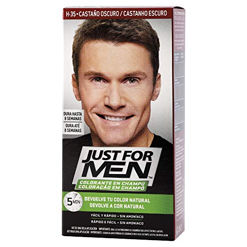 Just For Men, Tinte Colorante champu cabello hombre