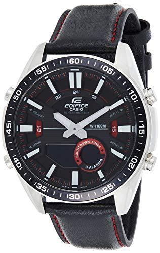 Relógio Casio Edifice Cronógrafo Analógico Masculino EFV-C100L-1AVDF
