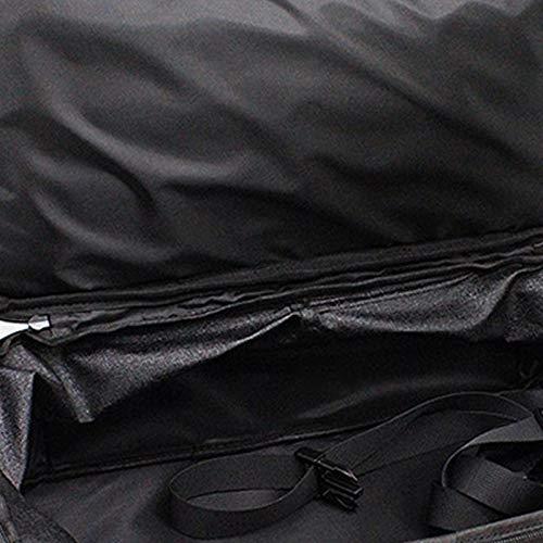Domilay Bolsa de Caja Superior de Motocicleta para Caja Lateral de AleacióN de Aluminio para R1200 GS LC ADV F700Gs F800Gs F650Gs G310Gs Adventure