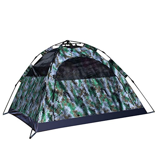 New Sviper Kids Play Tunnels Mountaineering Tent Camouflage Tent 3-4 Outdoor Double Tent Windproof S...