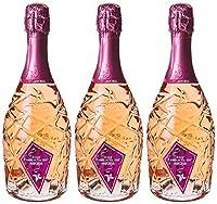 astoria rosefashion victimspumante - 3 bottiglie da 750 ml