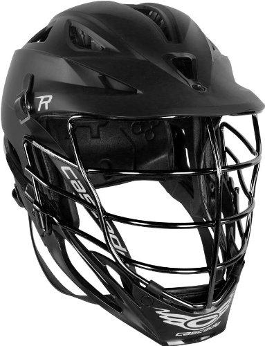 Cascade R Matte Helmet Chrome Mask