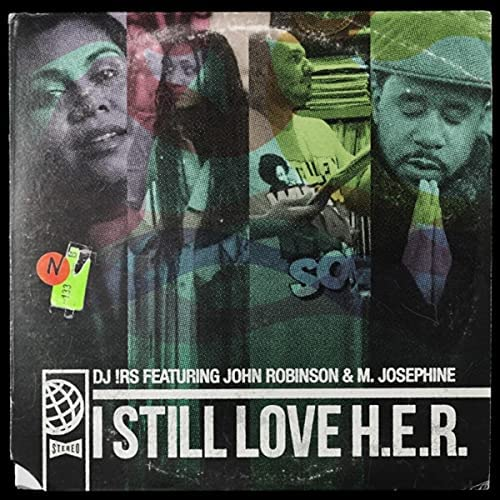 DJ IRS feat. John Robinson & M. Josephine