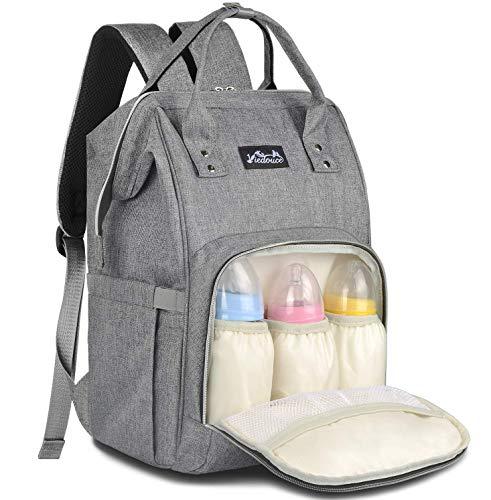 Viedouce Baby Diaper Bag for Dads Image du produit