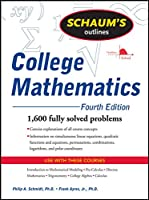 Schaum's Outline College Mathematics (Schaum's Outlines)