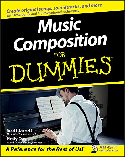 Music Composition For Dummies (English Edition)
